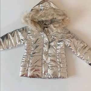 NWT TOMMY HILFIGER KIDS PUFFER JACKET